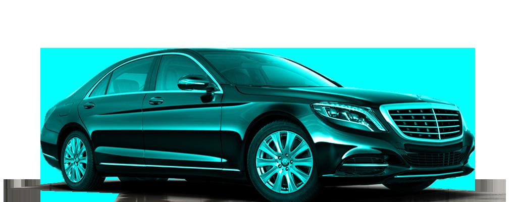 Mercedes S55 Limousine